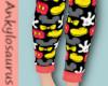 Kids mickey pants