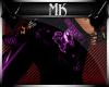 !Mk! Toxic Dub Pp Pants