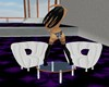 Table dance and chairs