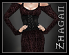 [Z] Vaia Dress V1 wine