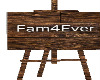 Fam4EverEasel
