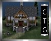 CTG  GREYHOUSE IN AUTUMN