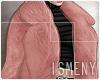 [Is] Fur Coat Peach