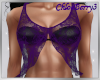 Lilly Lace Top Purple