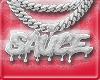 Sauce Drippin Chain