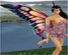 Fairy Wings Purple