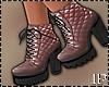 Boots Soft Pink Deriv