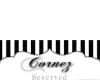 Cornez's Place Card