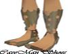 *Cave Man shoes