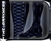 {MB} PVC Boot M Darkness