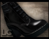 LC Black Ankle Boots