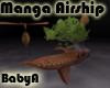 *BabyA Manga Airship