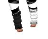 Crystal White Socks
