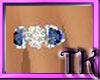 !TK!Saphire Diamond Silv