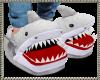 Boys Shark Slippers