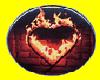 *QS* Flaming heart