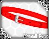 [H] Red LL Tilted Belt