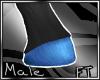 (M)Blu Horse Feet[FT]