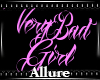 ! VeryBad Girl Tat 2
