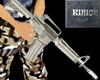 AR-15 Rifle SILVER