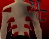 demon left back spike