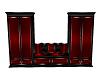 RED/BLACK SETTE