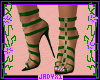 Strappy Sandals - green