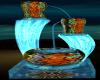 Anim Water Exotic Vases