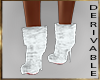 (A1)Clasic boots Xmas