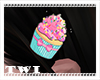 Kawaii Hair Cupcake