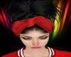 Headband/red