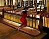 Church Prayer Bench