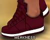 Sport Sneakers Red