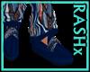 [Rx] African Men Shoes/B