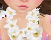 Kid Flower necklaceHawai