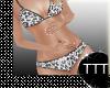 Maternity Cheetah Bikini