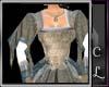 Boleyn Sleeves - Brocade