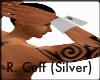 R.Cuff Silver