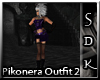 #SDK# Pikonera Outfit 2