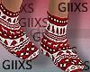 @Xmas socks