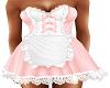 Pink Lolita Apron Dress