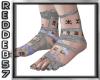 Ahmanet Feet 2