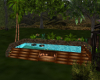 Pool add on Wooden
