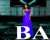 [BA]The Purple Lady Gown