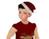 Santa Hat w/Hair