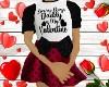 Kid Daddy Val-tine Dress