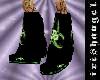 (IA)MONSTER BOOTS(TGREEN