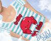 Kids Crabby Cute Top