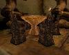 666 STEAMPUNK TABLE SET
