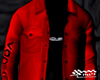 Red Jacket Turtleneck